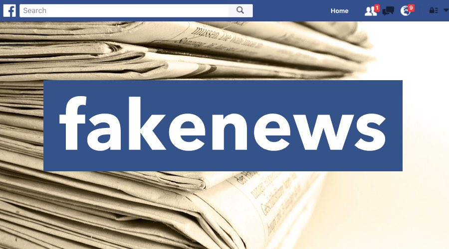 A Facebook Fake News Title