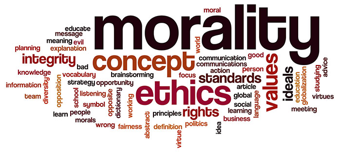 Morality and ethical concerns in communications